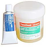 スリーボンド 高耐熱用エポキシ系接着剤 100gセット TB2088E