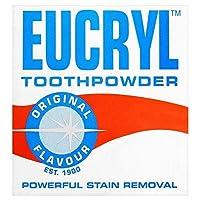 Eucryl Smokers Tooth Powder Original 50g - by Eucryl