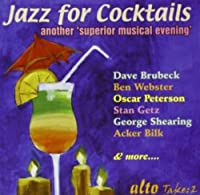 More Jazz for Cocktails