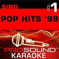 Sing Pop Hits '99 V. 1