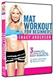 Tracy Anderson: Mat Workout for Beginners [DVD] [Import]