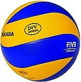 ミカサ バレーボール 国際公認球 検定球5号 FIVB(国際バレーボール連盟)唯一の公式試合球 一般/大学/高校用 MVA200