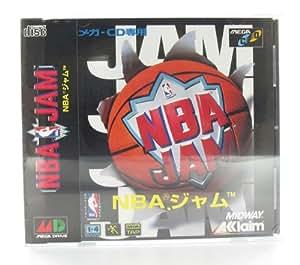 NBA ジャム 限定生産 MCD 【メガドライブ】