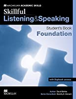Skillful - Listening and Speaking - Foundation Level Student Book + Digibook (Skillful Foundation Level)