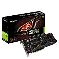 Gigabyte GeForce GTX 1080 Windforce OC GV-N1080WF3OC-8GD Graphics Cards [並行輸入品]
