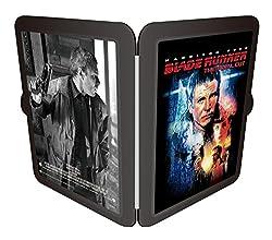 ブレードランナー ファイナル・カット ブルーレイ版 FR4ME〈フレーム〉仕様 ポリススピナー付き(2枚組) [Blu-ray]