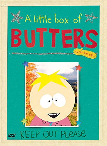 SouthPark A Little Box of Butters ~バターズの宝箱~[DVD]