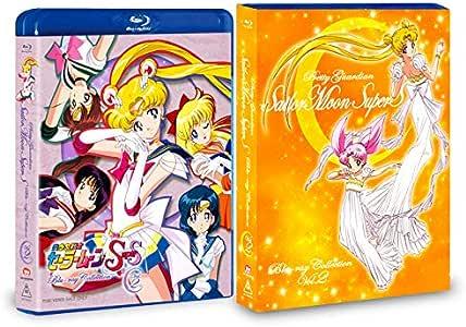 美少女戦士セーラームーンSuperS Blu-ray COLLECTION VOL.2<完>