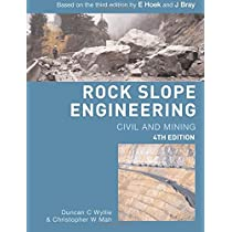 Rock Slope Engineering: Fourth Edition
