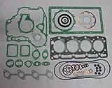GOWEフルガスケットSet forクボタエンジンv1205フルガスケットSet with円柱ヘッドガスケット