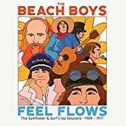 """""""Feel Flows"""" The Sunflower & Surf's Up Sessions 1969-1971"""