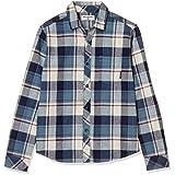 [ビラボン] [ キッズ ] 長袖 ネルシャツ (チェック) [ AI016-100 / LS Shirts ] かわいい 子供服