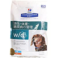 プリスクリプション・ダイエット 療法食 WDチキン 犬 小粒 3kg×2個セット