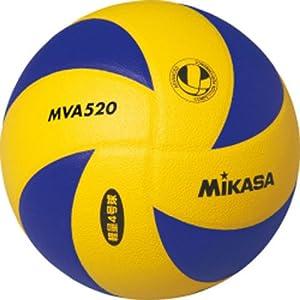 ミカサ【MVA520】小学校用!バレーボール 練習球