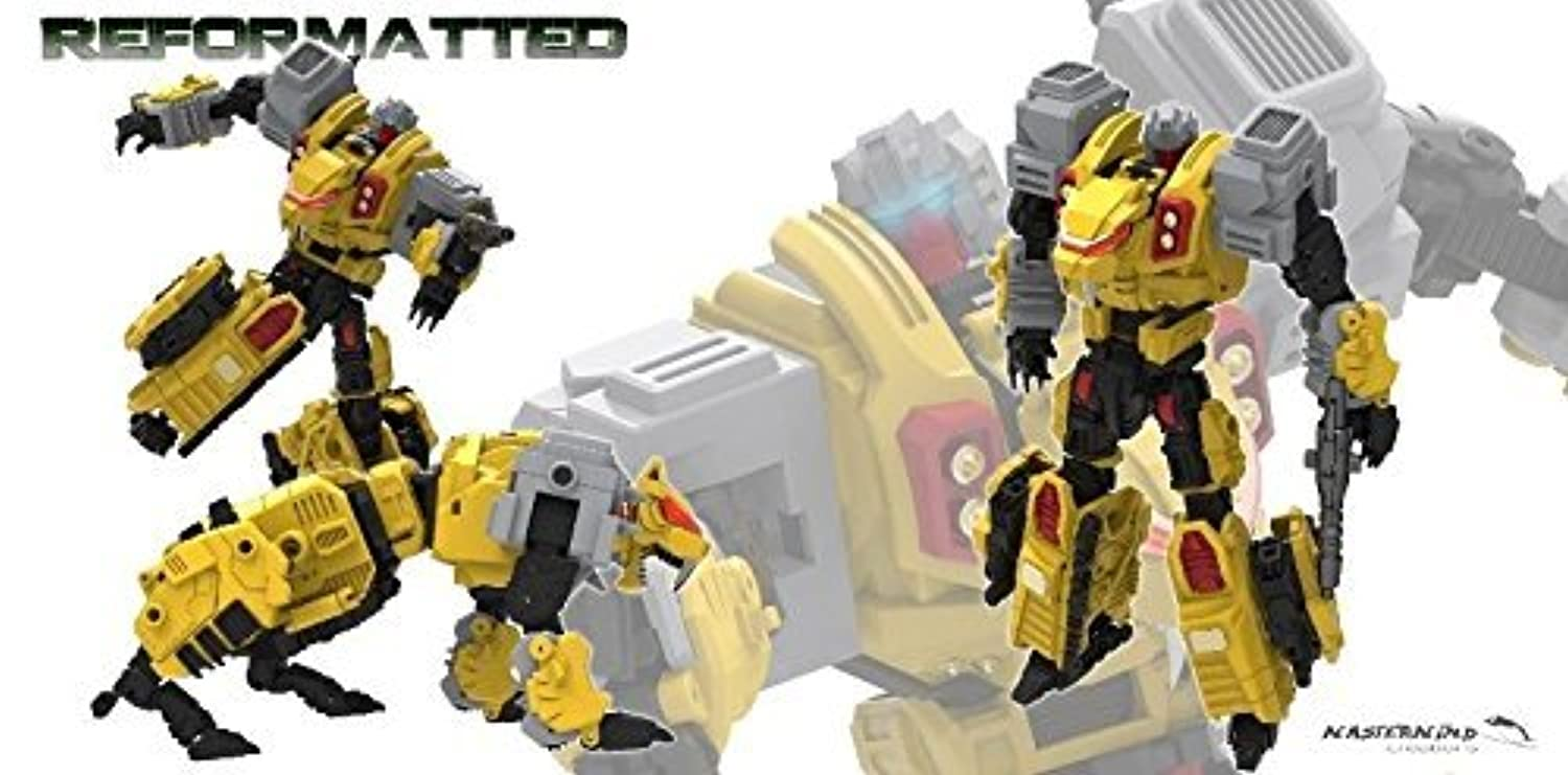 STERLING Transformers Predaking R-07 Felisaber Saber Tooth Tiger New