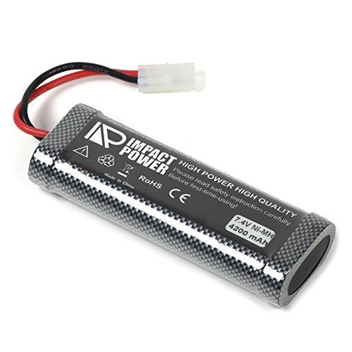 IMPACT POWER 大容量4200mAh 7.2V N...