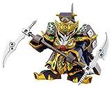 SDガンダム BB戦士 No.408 袁術ズサ&天鎧装 色分け済みプラモデル