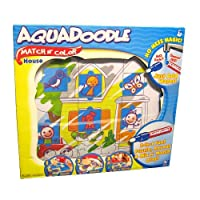 Aquadoodle Match `N Color House Mat [並行輸入品]