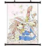 こばとアニメファブリック壁スクロールポスター( 16x 23)インチ。[ WP ] -kobato-22