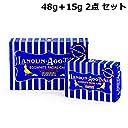 VICTORIA (ヴィクトリア) エッグホワイトソープ 48g+15g 2点 セット / スウェーデン エッグパック エッグ ソープ / Sweden Egg White Soap 並行輸入品