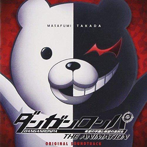 「ダンガンロンパ THE ANIMATION」オリジナルサウンドトラック 音楽:高田雅史の詳細を見る