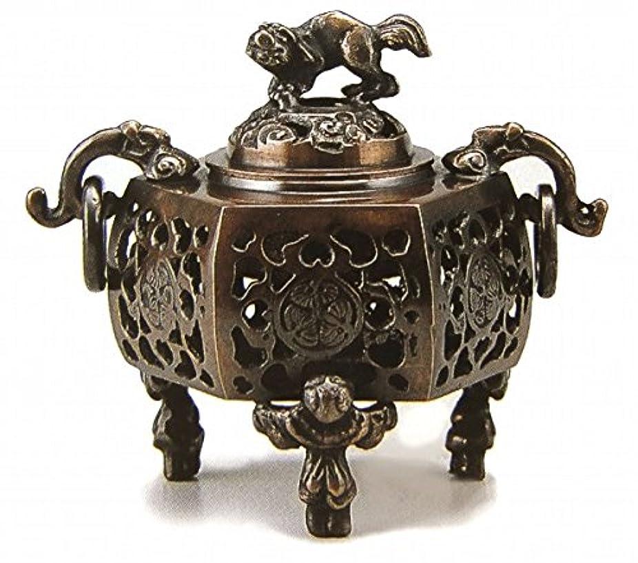 称賛インターネット冒険者『葵?香炉』銅製