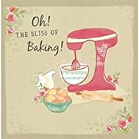 Eddingtons Cards For CooksBliss Of Baking (Pack of 2) - 料理のための専門カード - ベーキングの至福 x2 [並行輸入品]