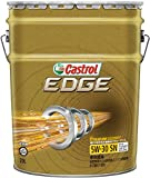 CASTROL [ カストロール ] EDGE [ エッジ ] 5W-30 [ SN ] 全合成油 [ 20L ] - 20,900 円