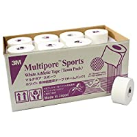 3M(スリーエム) テーピング マルチポアスポーツ ホワイト 38mm 32巻 2980TP38