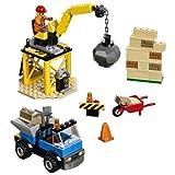 レゴ (LEGO) ジュニア・ダンプとクレーンセット 10667