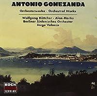 Gomezanda;Orchestral Works