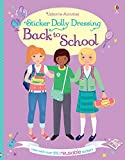 Sticker Dolly Dressing Back to School