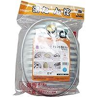 湯たんぽ トタン小型 2.5L スペアパッキン付×5個セット(管理番号 4980356000663)