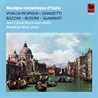Romantic Music of Italy