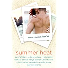 Summer Heat: A Steamy Romance Boxed Set (English Edition)