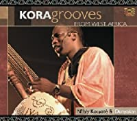 西アフリカ:コラのグルーヴ (Kora Grooves from West Africa)