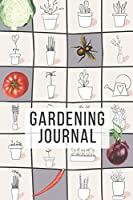 Gardening Journal: Ideal for allotment gardening or your veg patch | vegetable gardening gifts