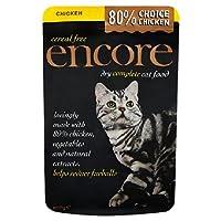 [Encore ] アンコール猫ドライ完全な食品鶏肉800グラム - Encore Cat Dry Complete Food Chicken 800g [並行輸入品]