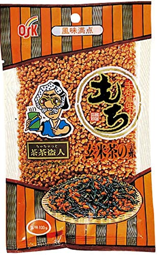オーエスケー OSK オーエスケー もち玄米茶の素100g×4袋