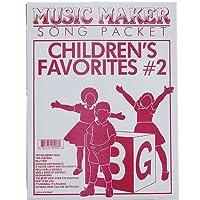 Children's Favourites 2 music for the Music Maker