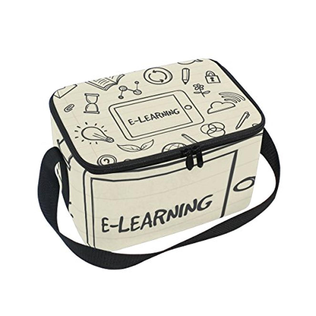 内側倫理的比較的クーラーバッグ クーラーボックス ソフトクーラ 冷蔵ボックス キャンプ用品 始業 学校 学習 保冷保温 大容量 肩掛け お花見 アウトドア