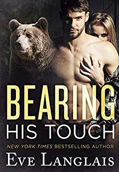 Bearing His Touch by [Langlais, Eve]