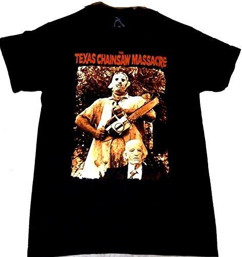 【TEXAS CHAINSAW MASSACRE】悪魔のいけにえ オフィシャルライセンスTシャツ#13