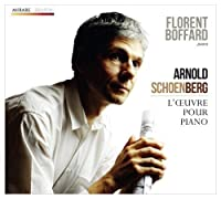 Schoenberg: Works for Piano by Florent Boffard (2013-07-09)