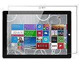 Surface 3 ガラスフィルム Surface3 フィルム 専用 気泡ゼロ 飛散防止 10.8インチ Y!mobile Microsoft サーフェス3 液晶保護フィルム 国産強化ガラス素材 クリア