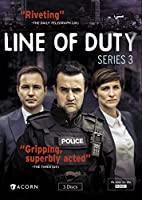 Line of Duty: Series 3 [DVD] [Import]