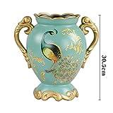 上品 北欧風 セラミック花瓶 レトロ インテリア 装飾