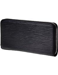 [Raffinato]長財布 メンズ 本革 ラウンドファスナー 大容量 レザー 牛革 カード 12枚収納 たくさん入る YKK シンプル
