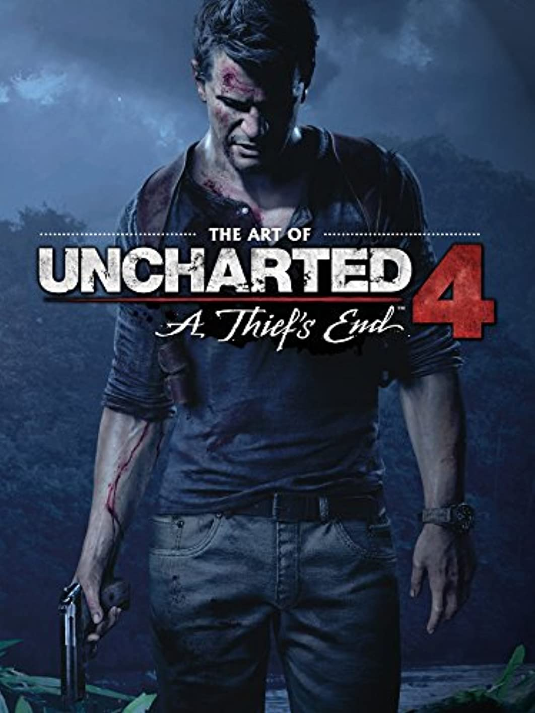 The Art of Uncharted 4: A Thief's End (English Edition)