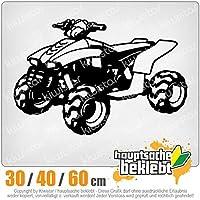 KIWISTAR - Quad Motorbike 15色 - ネオン+クロム! ステッカービニールオートバイ